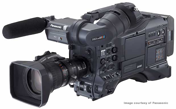 Panasonic's AG-HPX300: full-res camcorder with AVC-I under $11K 4