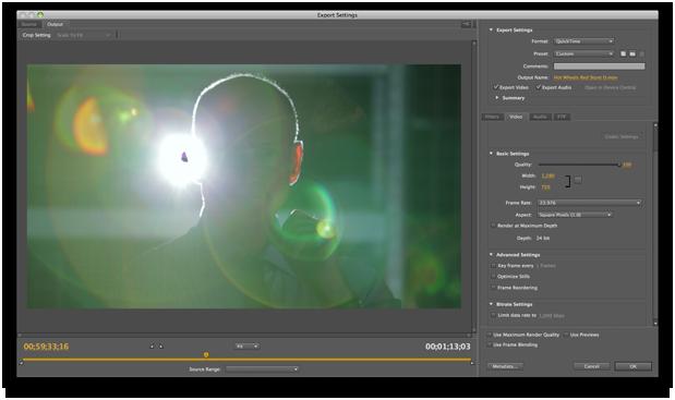 Adobe Media Encoder - another hidden gem? 6