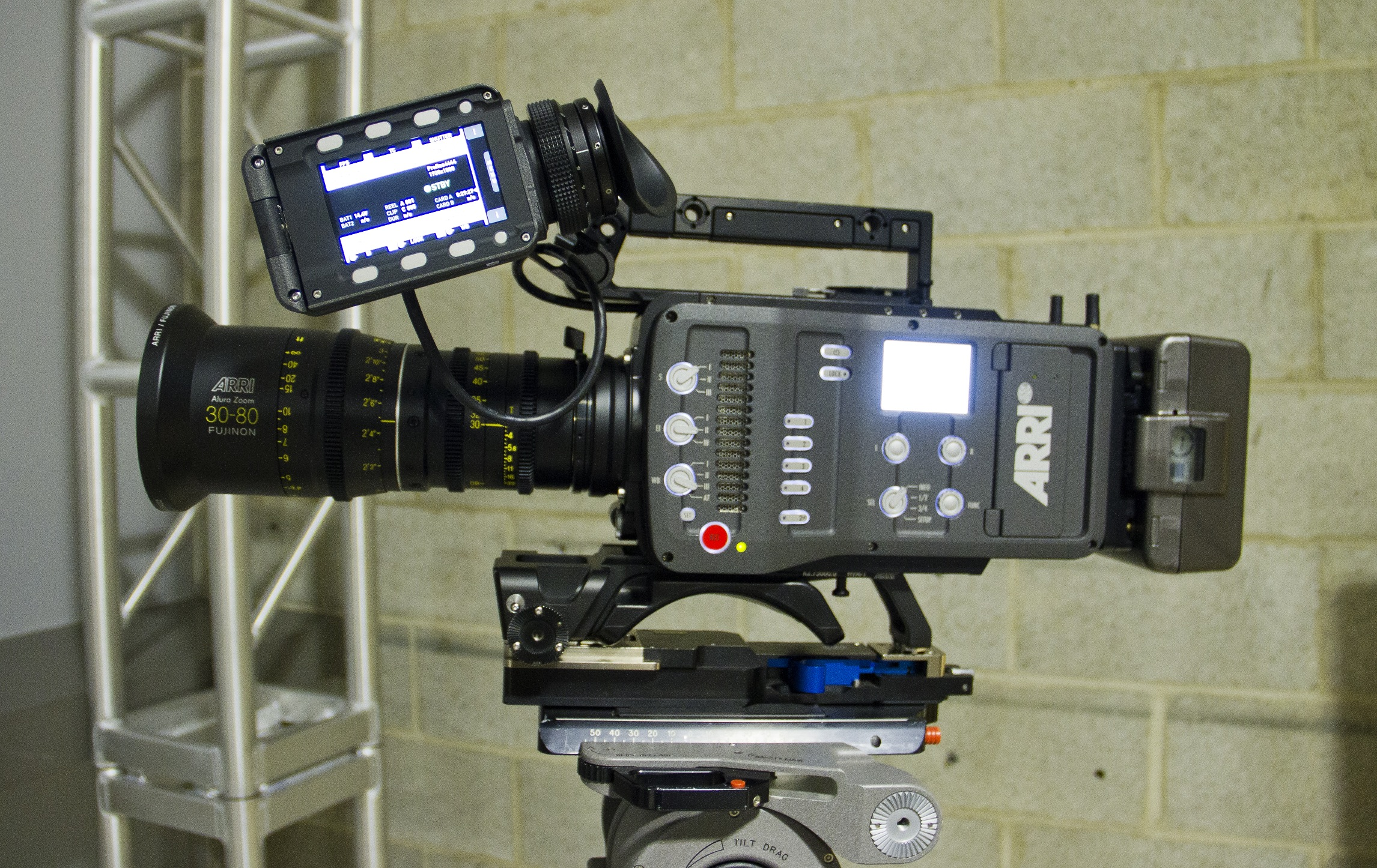 A Hands-on Experience with the ARRI AMIRA 8