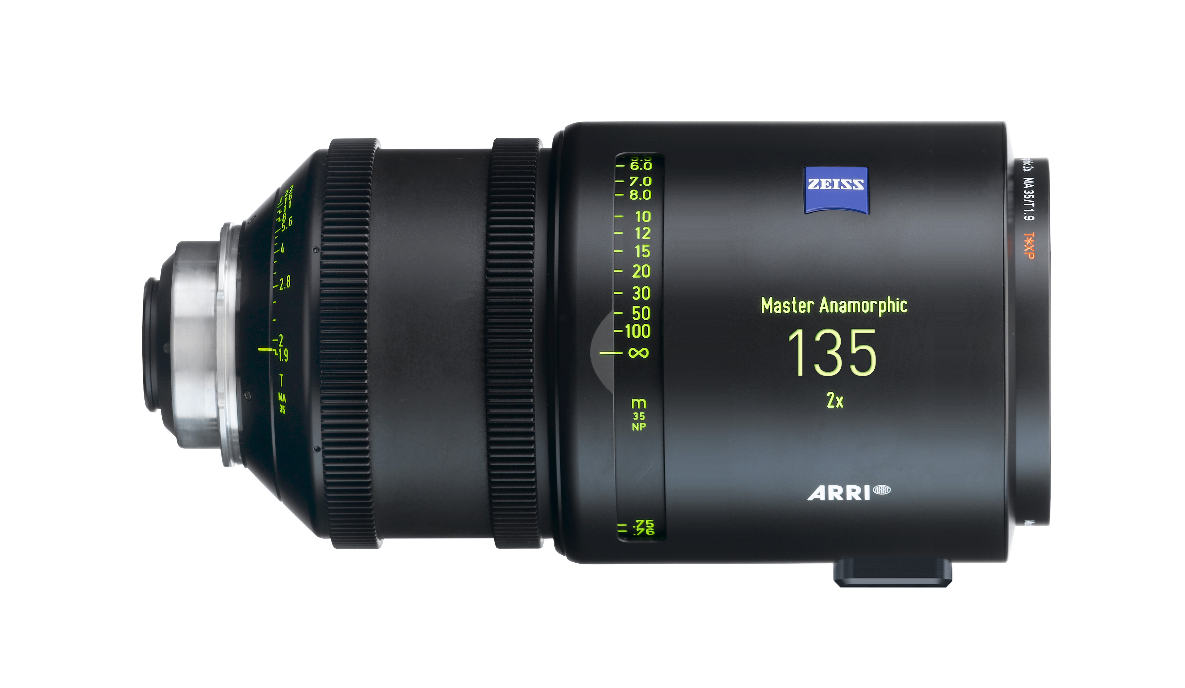MA 135/T1.9 Completes Master Anamorphic Family from ZEISS and ARRI 4