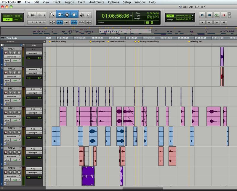 Sound Effect Edit