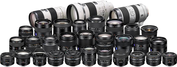 Open for Optics by The Sony Tech Guy - ProVideo Coalition