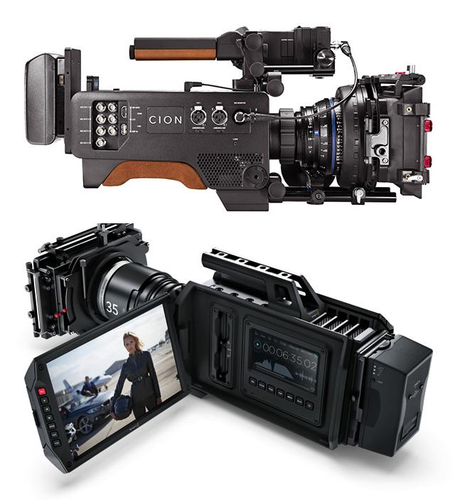 AJA & Blackmagic announce shoulder-mounted 4K cameras 6