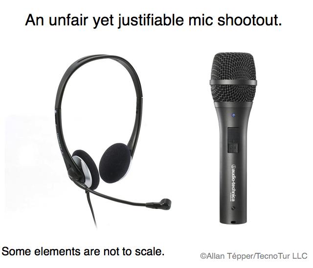 An unfair yet justifiable mic comparison: AT2005USB versus Plantronics .Audio 326 16