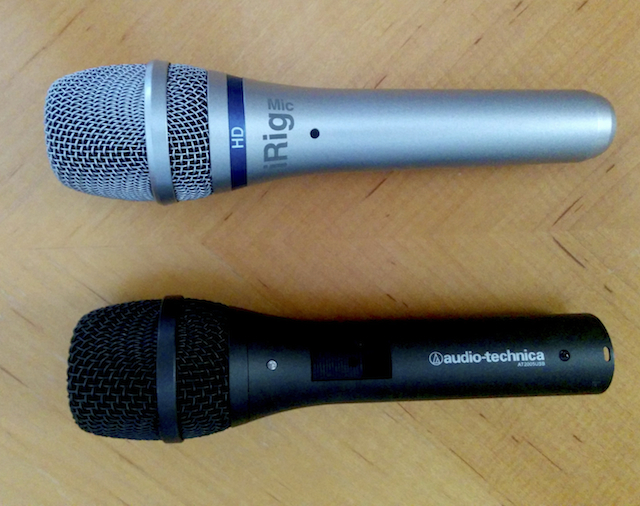 Initial review: iRig Mic HD from IK Multimedia 22