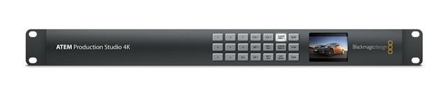 Blackmagic adds 1080p to new ATEM 4K US$1995 a/v mixer 4