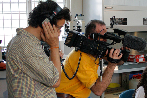 Documentary La Casa Ausente produced with 5 camera formats 12