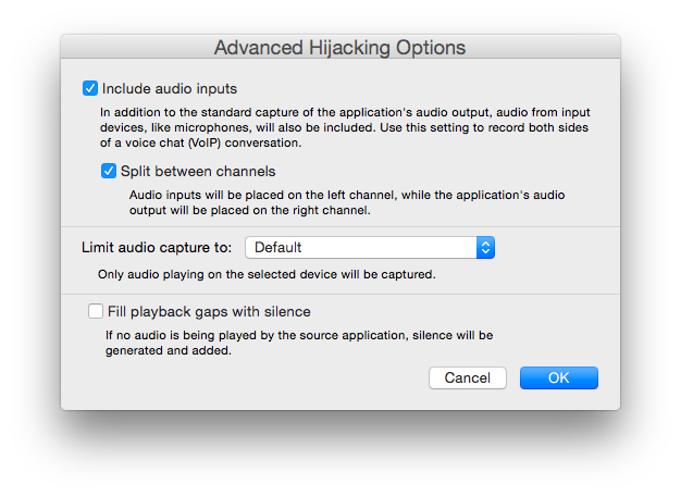 Amadeus Pro, Audio Hijack, Sole Giménez and CapicúaFM 17