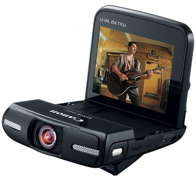 First look: Canon's VIXIA/LEGRIA mini X 1080p cameras 12