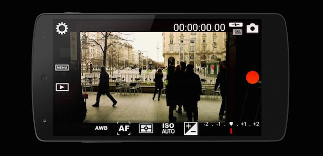 First look: Cinema FV–5 for Android, similar to FiLMiC Pro for iOS 24