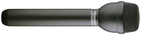 Handheld vocal microphones: a trend towards condenser electret? 17