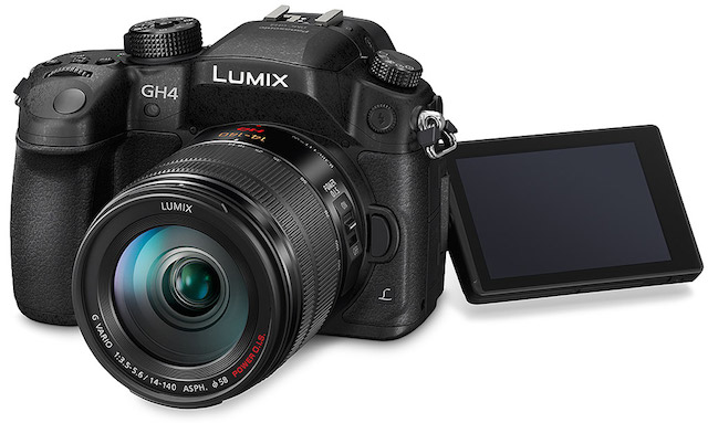 First look: Panasonic Lumix GH4 4K camera with YAGH 6