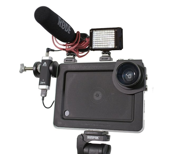 The Padcaster Mini is now available 12