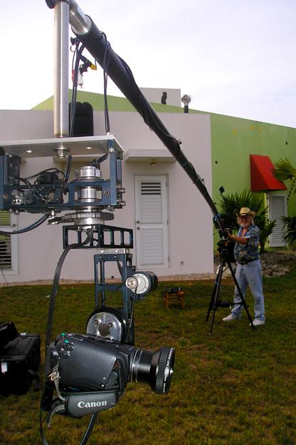 Documentary La Casa Ausente produced with 5 camera formats 14
