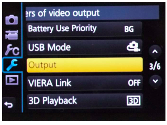 How to make the Lumix GH3 camera deliver proper, recordable 1080p over HDMI 9