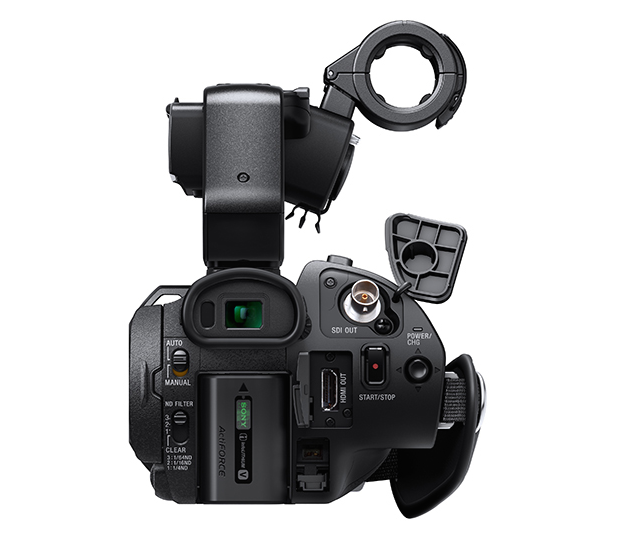 First look: Sony PXW-X70 10-bit/4:2:2 handheld camcorder 11