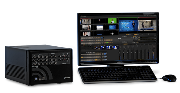 NewTek commits to adding internal waveform monitor to TriCaster 40 4