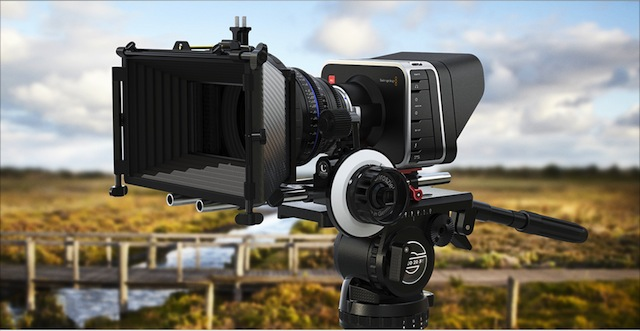 Rubén Abruña tests his Blackmagic Cinema Camera with waterwheel short 4