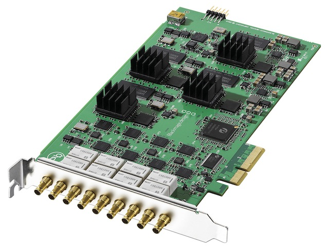 DeckLink Quad: the little PCIe card that could? 6