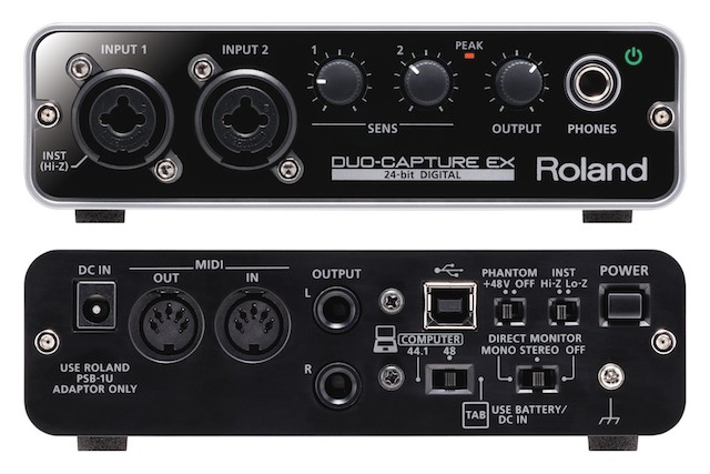 Five iOS-capable, dual-input balanced>USB audio interfaces compared 28