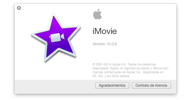 iMovie 10.0.6 gets official ProRes, audio only export, and more 1
