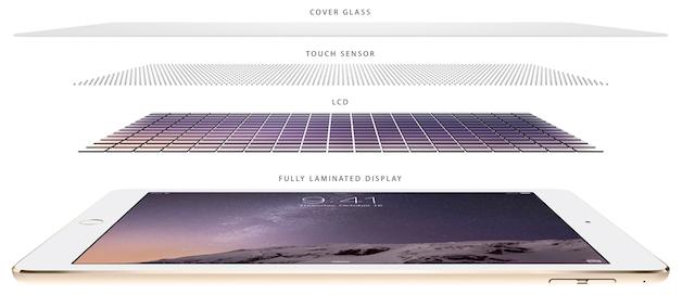 iPad Air 2 is semi-matte!/My MacBook Air is now matte too! 4