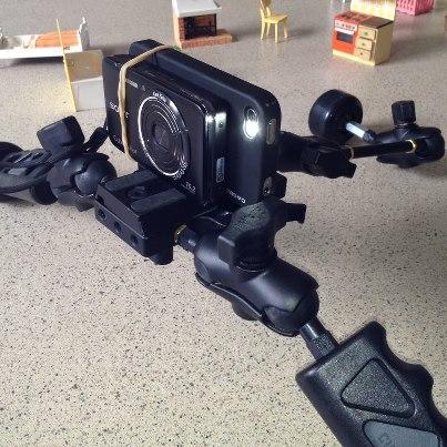 Documentary La Casa Ausente produced with 5 camera formats 16