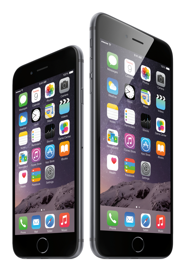 "iPhone 6+ (5.5""): The new iPad for iOS mediographers? 8"