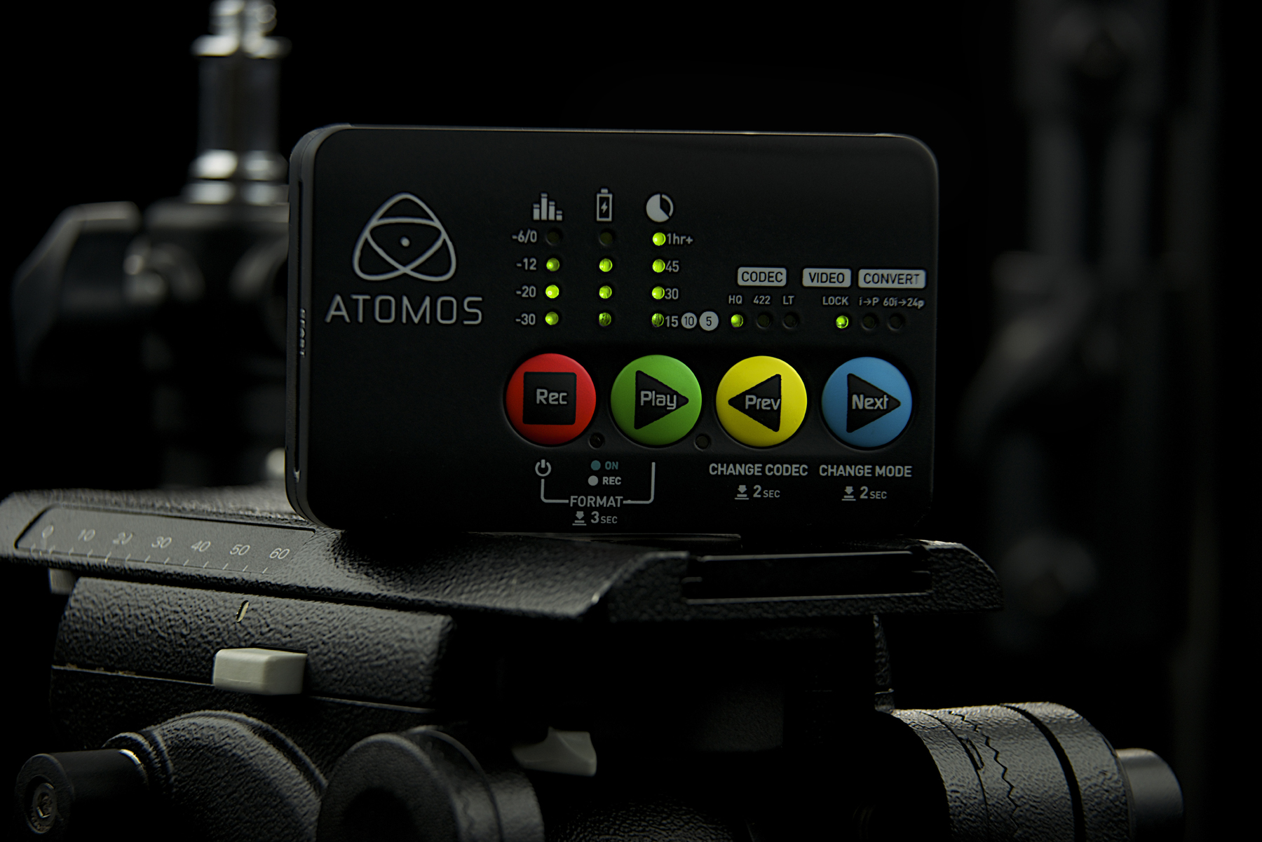 Atomos Ship World's Smallest ProRes Recorder 4