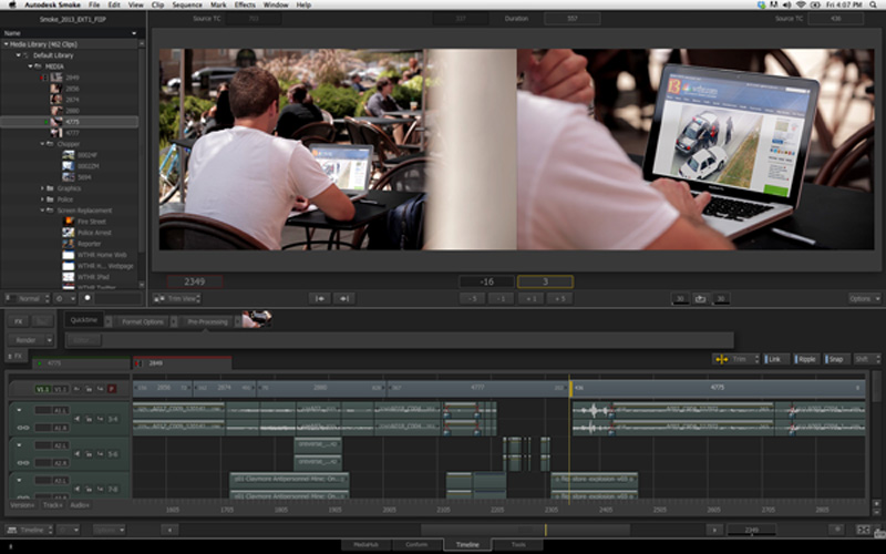 Professional Video Editors Spoke, Autodesk Listened 4