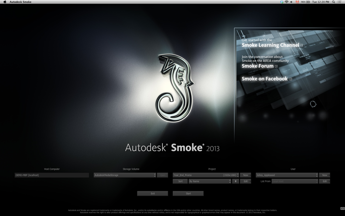 Professional Video Editing Just Got Better - Autodesk Smoke 2013 Now Shipping 4