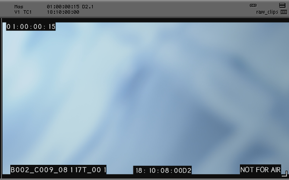 Burn-in timecode will make your client happy by Scott