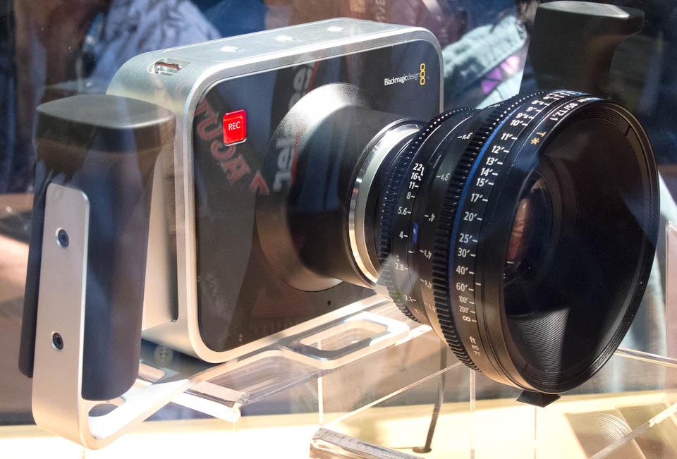 BlackMagic Design's Cinema Camera - Supermodel Backrub with Ninja Claws? 8