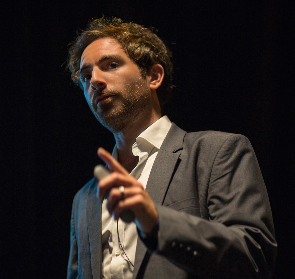 Transvergence Summit 2013: Adam Besserman of Yahoo 6