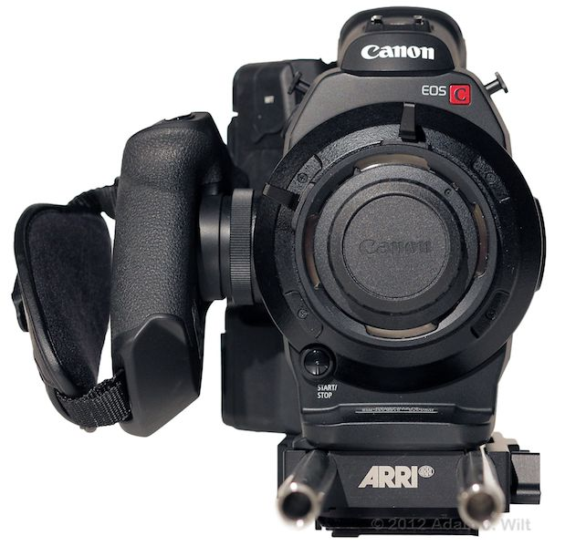 Quick Review: Canon C300 Super35mm LSS Cine Camera 178