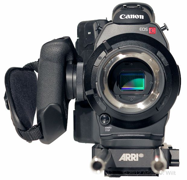 Quick Review: Canon C300 Super35mm LSS Cine Camera 179