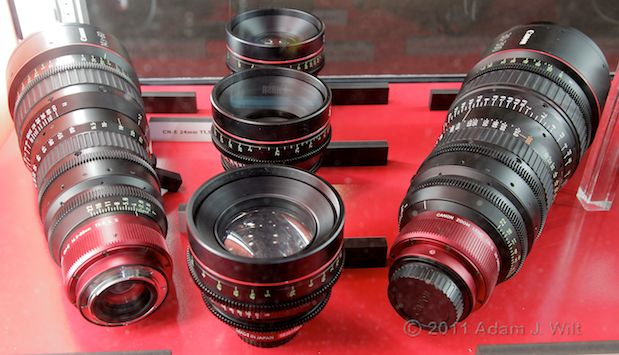 Quick Look: Canon EOS C300 LSS 1080p Camcorder 140