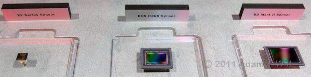 Quick Look: Canon EOS C300 LSS 1080p Camcorder 113