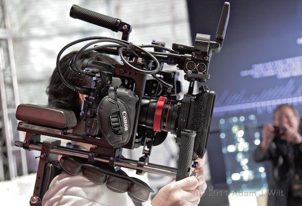 Quick Look: Canon EOS C300 LSS 1080p Camcorder 133