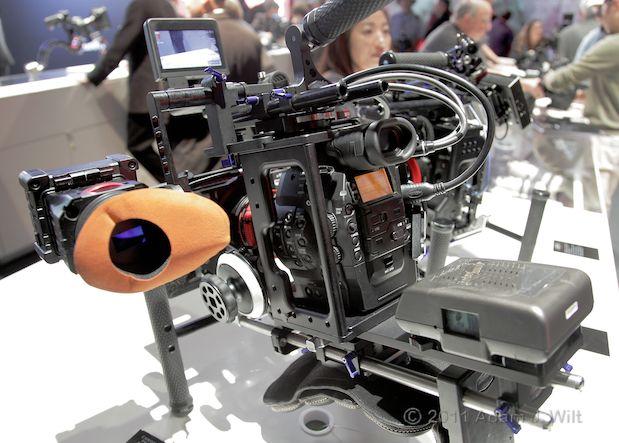 Quick Look: Canon EOS C300 LSS 1080p Camcorder 134