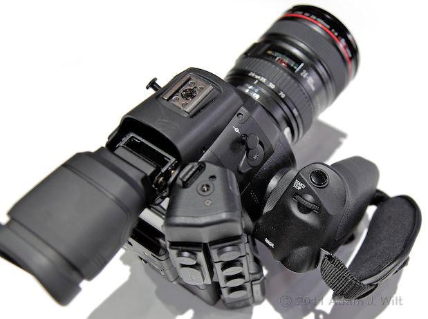 Quick Look: Canon EOS C300 LSS 1080p Camcorder 116