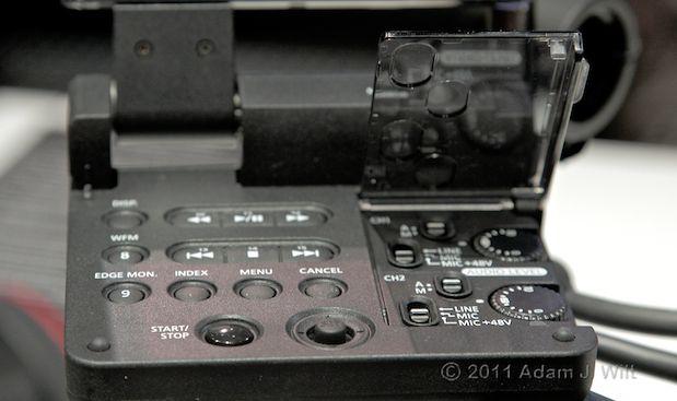 Quick Look: Canon EOS C300 LSS 1080p Camcorder 122