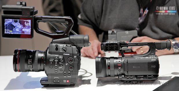 Quick Look: Canon EOS C300 LSS 1080p Camcorder 138