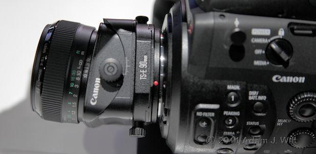 Quick Look: Canon EOS C300 LSS 1080p Camcorder 148