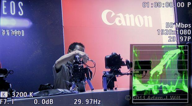 Quick Look: Canon EOS C300 LSS 1080p Camcorder 151
