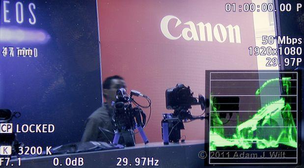 Quick Look: Canon EOS C300 LSS 1080p Camcorder 152