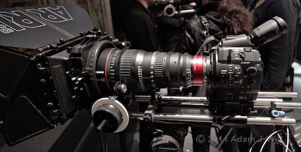 Quick Look: Canon EOS C300 LSS 1080p Camcorder 143
