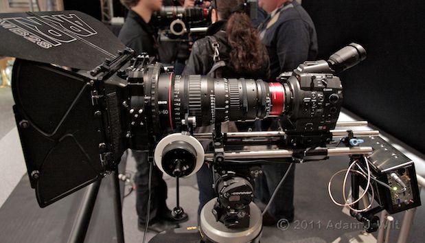 Quick Look: Canon EOS C300 LSS 1080p Camcorder 144