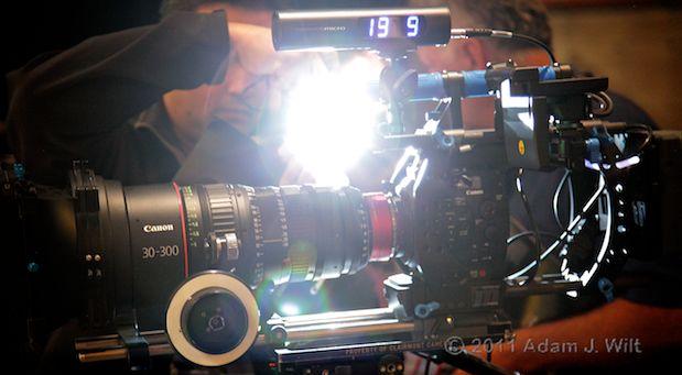 Quick Look: Canon EOS C300 LSS 1080p Camcorder 136