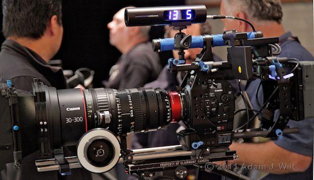 Quick Look: Canon EOS C300 LSS 1080p Camcorder 146